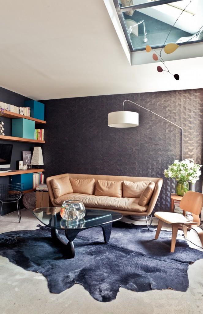 Un affascinante appartamento a parigi interior break for Soggiorno a parigi