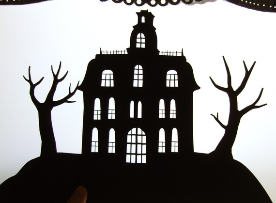 Haunted Houses by Owly Shadow Puppets