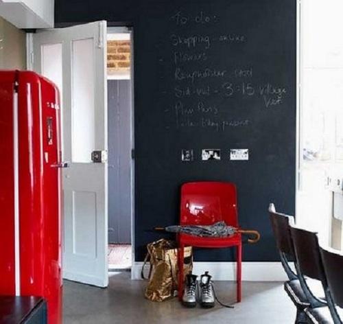 Pittura lavagna - Pittura lavagna cucina ...