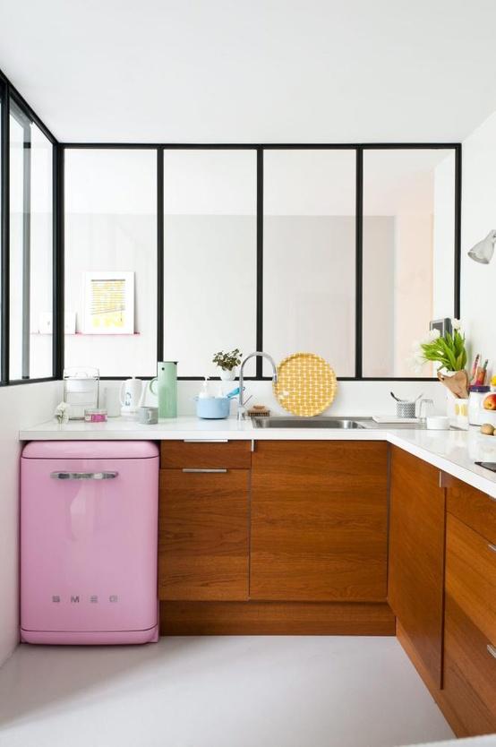 lavastoviglie smeg rosa interior breakinterior break. Black Bedroom Furniture Sets. Home Design Ideas