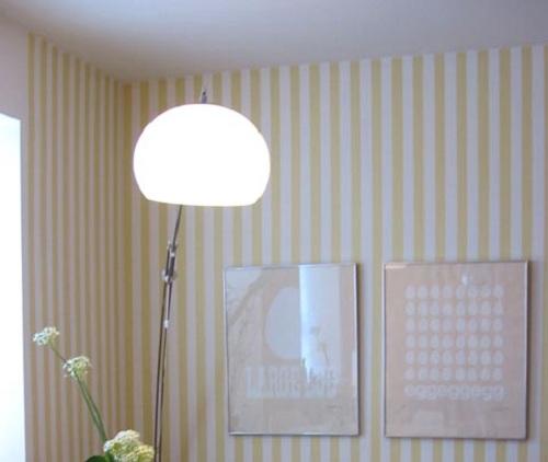 washi tape sulle pareti