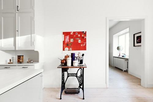 A qualcuno piace reinventare interior break - Tavolo per cucina piccola ...