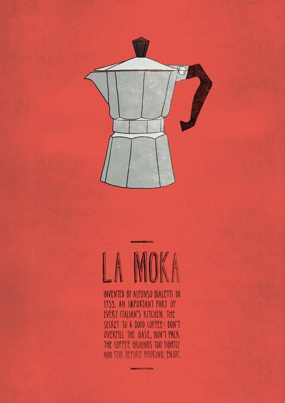 La Moka by Emily Isles
