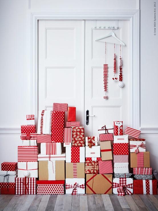 Idee Regalo Natale Ikea.Idee Per Confezionare I Regali Di Natale Ii Interior Break