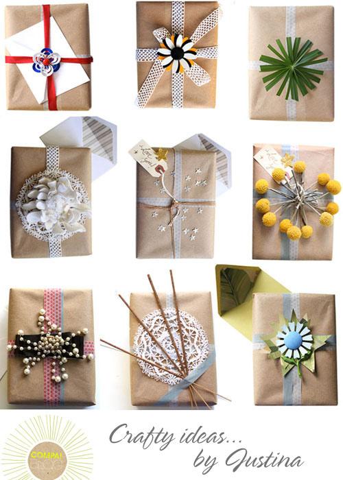pacchi regalo Natale