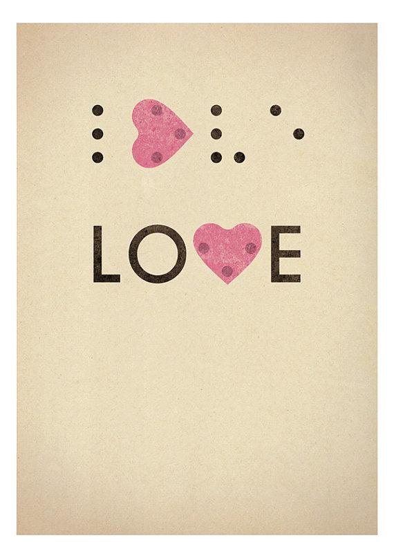 Love is blind by Sara Olmos