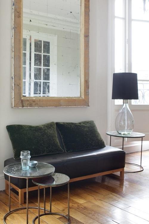 Fascino senza tempo a montmartre interior break for Interni case parigine