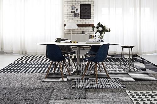 layered rugs 1