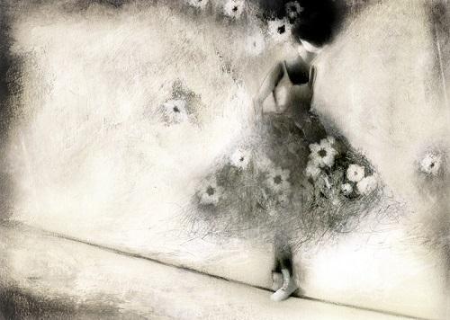 'La Funambola' by Sonia MariaLuce Possentini - Arte Limited