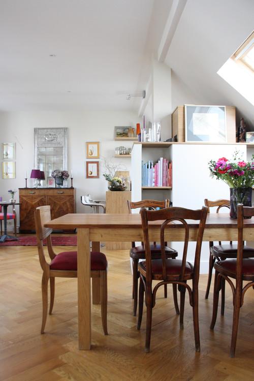 Una casa eclettica a bruxelles interior break for Arredamento stile antico