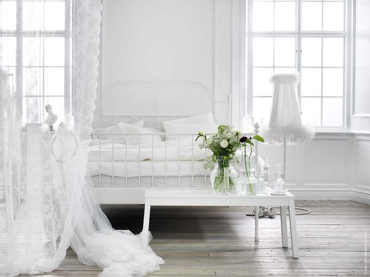 romantic white- Ikea Livet Hemma 1