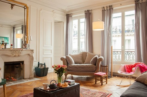 Home tour la casa di sophie thimonnier interior break for Interni case francesi