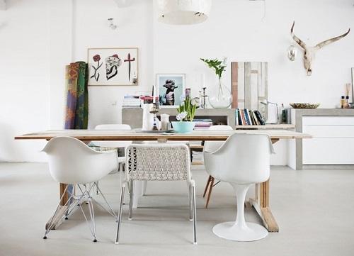 Forum richiesta consiglio su scelta sedie for Esempi di arredamento