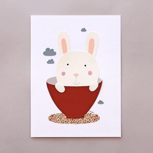 Little Rabbit-Giochi di Carta