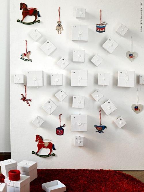 advent calendar-ikea livet hemma