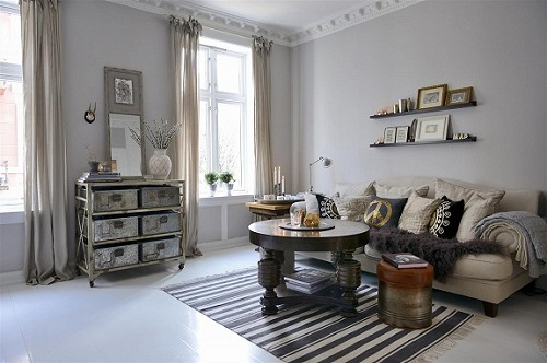 Home tour un nido caldo e accogliente interior break for Case in vendita norvegia
