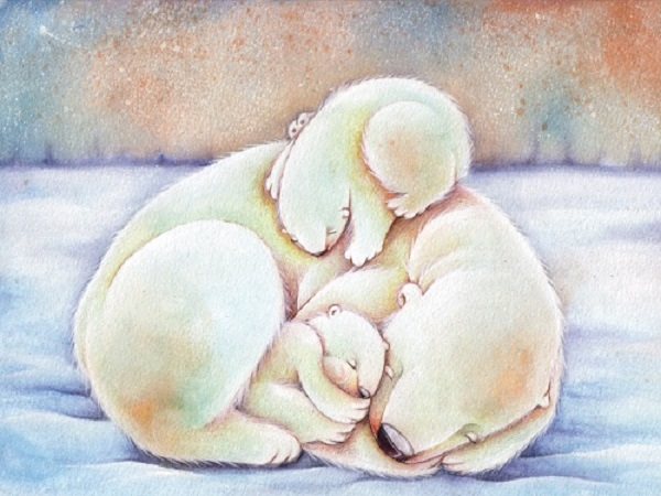 Polar-Bears-by-Alessandra-Fusi