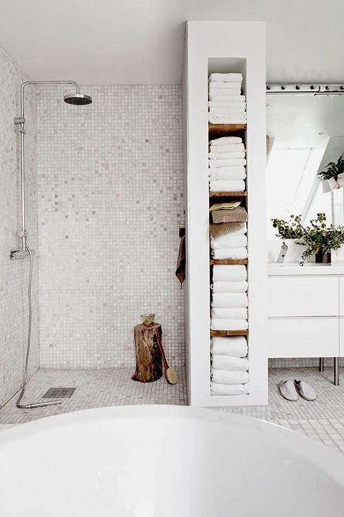 ispirazione per il bagno