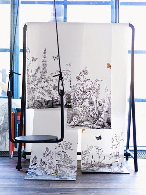 I miei preferiti della settimana 26 interior break for Ikea altalena
