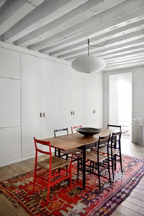 Appartamento a parigi for Arredi marocchini