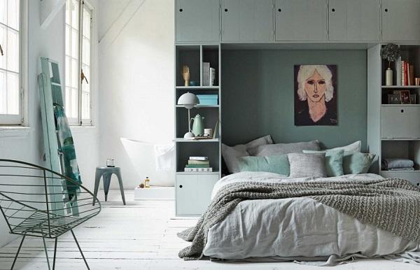 Ispirazione per la camera da letto