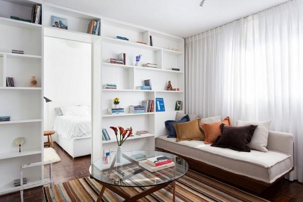 mini appartamento in brasile