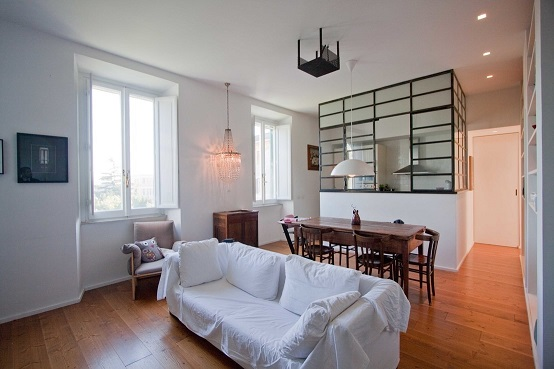Homify quattro appartamenti in italia interior break for Moderne raumaufteilung