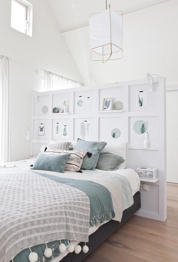 camera da letto creativa