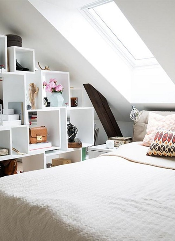 io amo le mansarde 2 interior break. Black Bedroom Furniture Sets. Home Design Ideas
