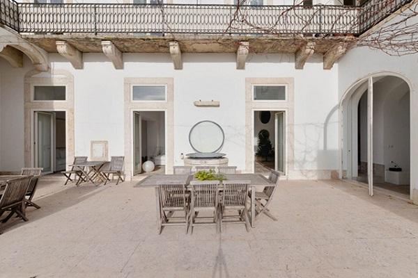 casa a Lisbona - spazio esterno