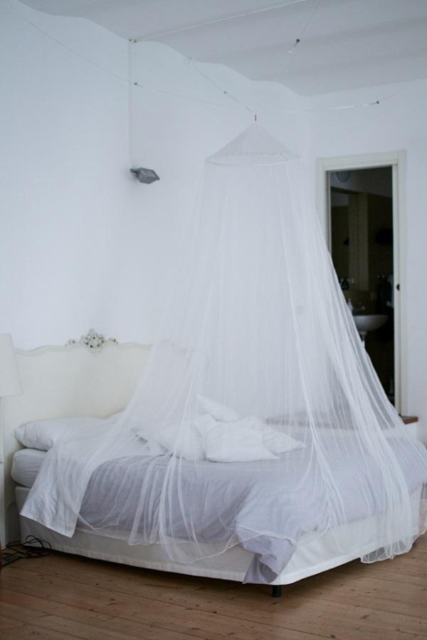 letti con zanzariere
