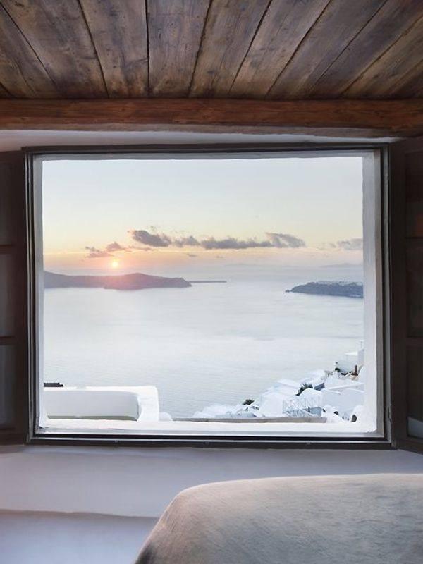 i miei preferiit della settimana #58: speciale estate - Sophia Caldera Suites - hotel a Santorini - tramonto
