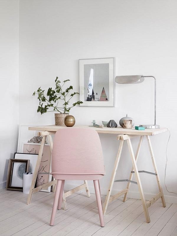 sedia rosa