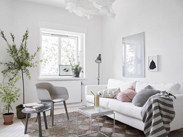 piccolo appartamento in Svezia