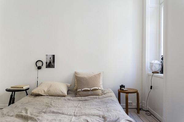 un appartamento dall'eleganza rilassata