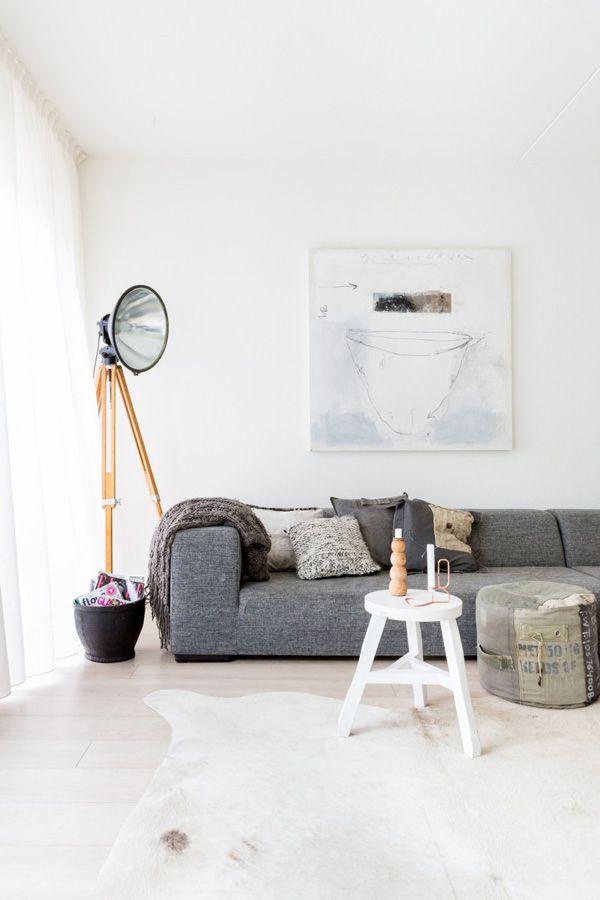 coperta sul divano