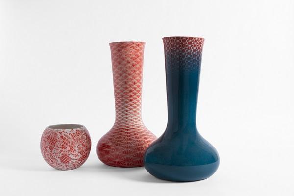 vasi pattern di ludek lancellotti