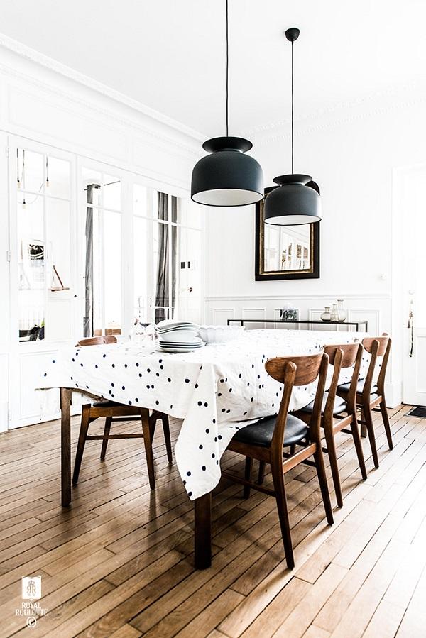 un rilassato mix di vintage e design a fontainebleau interior break. Black Bedroom Furniture Sets. Home Design Ideas
