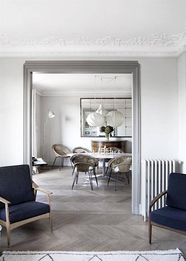 Da parigi con amore interior break for Interni case parigine