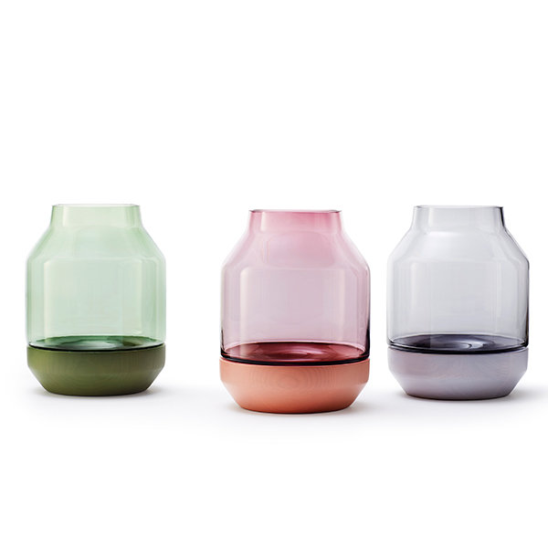 elevated vase - muuto