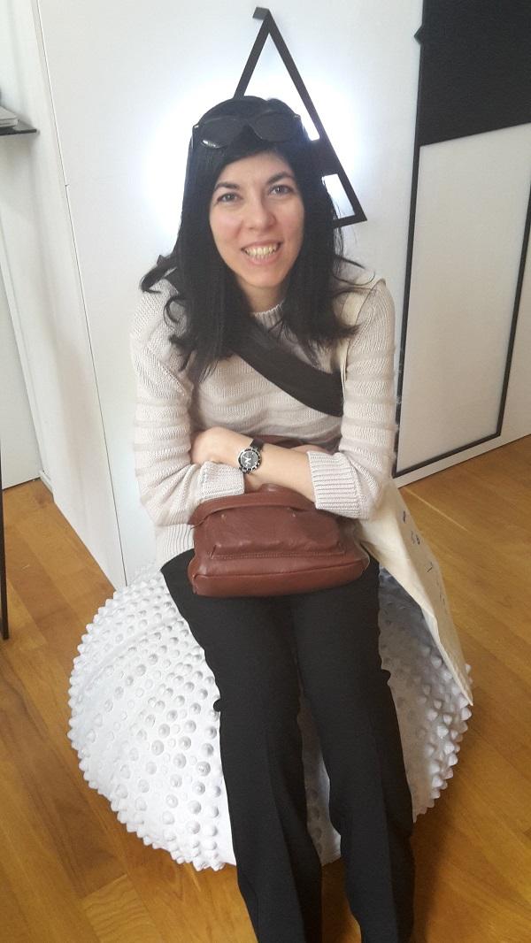 Alessia Forte - Interior Break