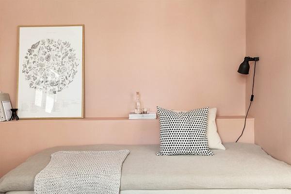 pareti rosa