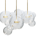 Bolle chandelier - Giopato & Coombes