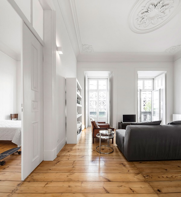 appartamento lisbona