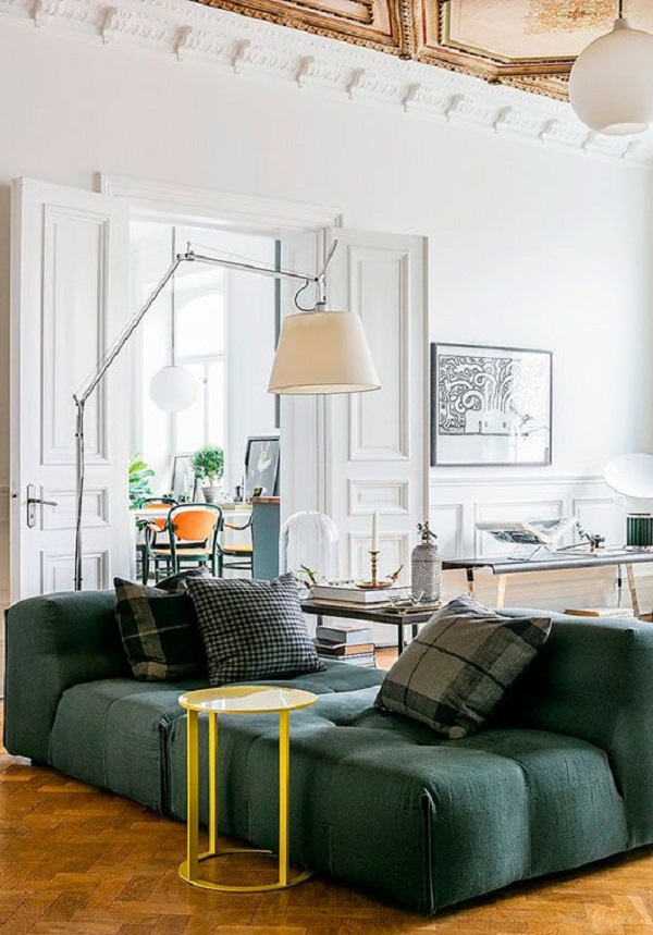 Lampade di design per il soggiorno interior break for Siti di interior design