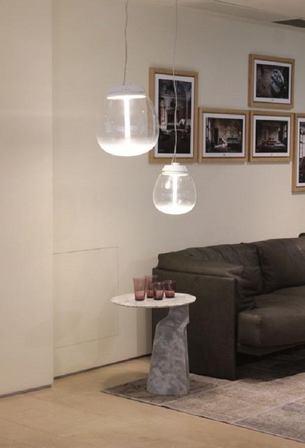 Lampade di design per il soggiorno - Interior Break