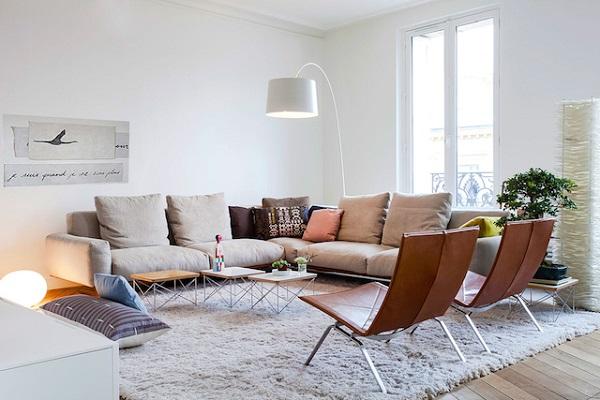 appartamento d'epoca parigi