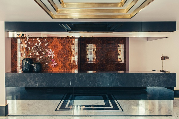 Hotel Saint-Marc - interior design by Dimore Studio