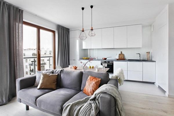 casa stile scandinavo