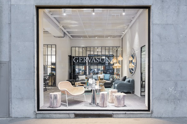 showroom gervasoni